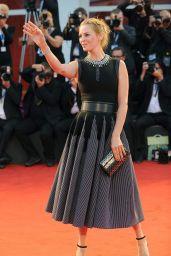 Uma Thurman - 'Nymphomaniac: Volume II' Directors Cut Premiere – Venice Film Festival 2014