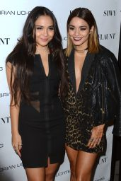 Vanessa Hudgens - Flaunt Magazine Distress Issue Launch in New York City