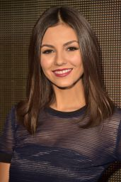Victoria Justice - DKNY Women