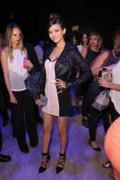 Victoria Justice - Rebecca Minkoff Fashion Show -  – Mercedes-Benz Fashion Week Spring 2015
