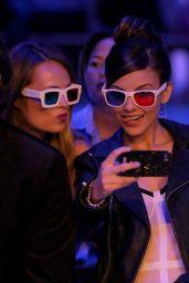 Victoria Justice - Rebecca Minkoff Fashion Show -  – Mercedes-Benz Fashion Week Spring 2015