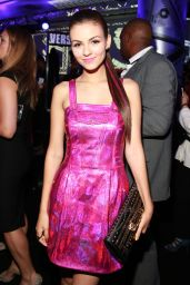 Victoria Justice - Versus Versace Fashion Show After Party in NYC