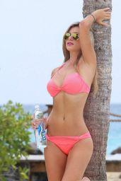Yasmine Colt Bikini Photoshoot Candids in Aruba - September 2014