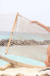 Yasmine Colt - Photoshoot for 138 Water in Oranjestad (Aruba) - September 2014