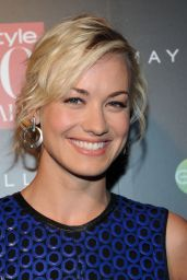 Yvonne Strahovski – InStyle Hosts 20th Anniversary Party – September 2014