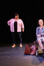 Zoey Deutch - Performing on Stage - Barophobia 2014
