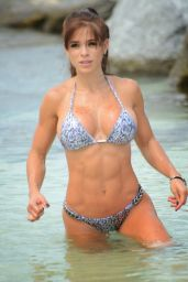 Michelle Lewin Bikini Photos - Miami Beach, October 2014