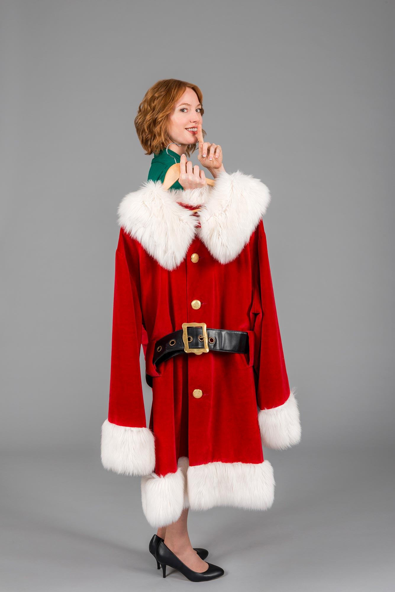 Alicia Witt - 'Christmas at Cartwright's' Promo Stills