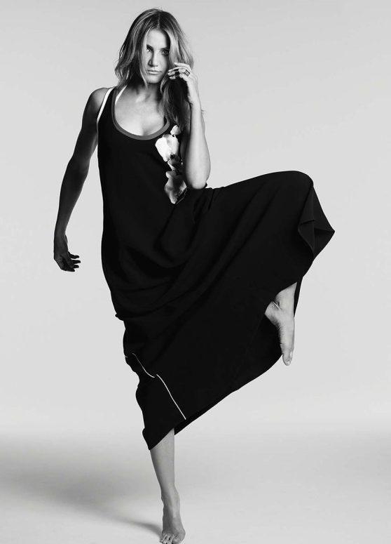 Cameron Diaz - Photoshoot for Marie Claire Magazine (USA) November 2014