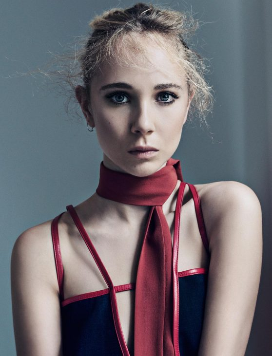 Juno Temple - Heroine Magazine Fall/Winter 2014