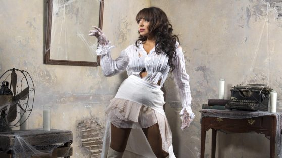 Layla El Photoshot – House of Haunted Divas