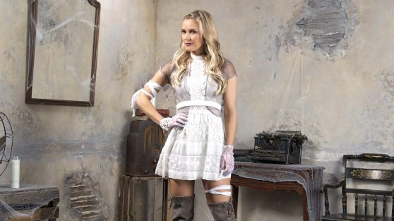 Renee Young Photoshot - House of Haunted Divas