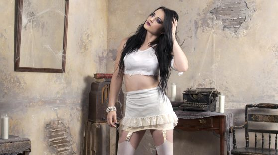 Saraya-Jade Bevis (Paige) Photoshot – House of Haunted Divas