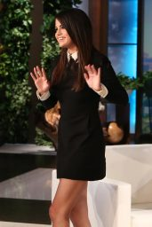 "Selena Gomez on the ""Ellen DeGeneres Show"""