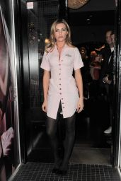 Abbey Clancy at the Agent Provocateur Event in London - October 2014
