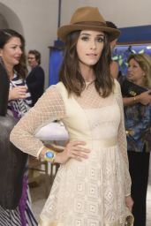 Abigail Spencer at Irene Neuwirth Flagship Grand Opening in West Hollywood