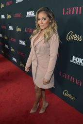 Adrienne Bailon – Latina Magazine's 'Hollywood Hot List' Party in West Hollywood – October 2014