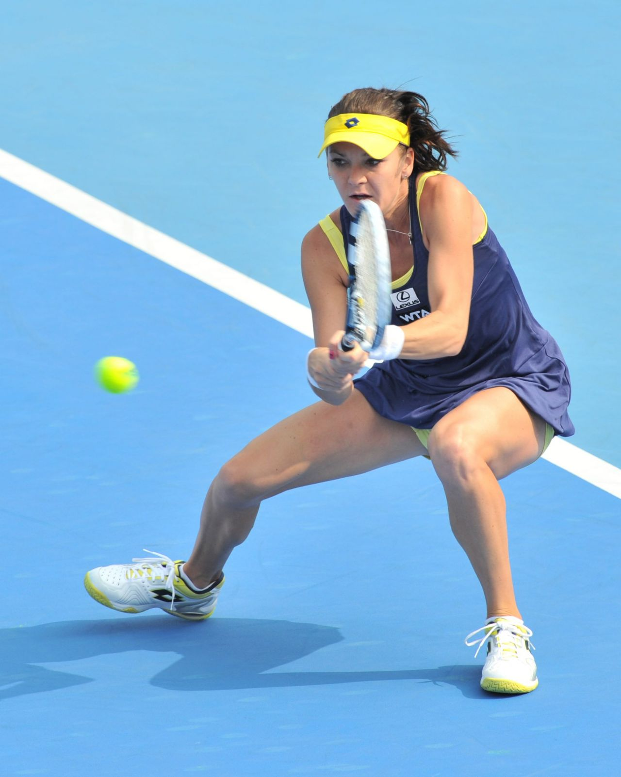 Agnieszka Radwanska - 2014 China Open in Beijing - 2nd round