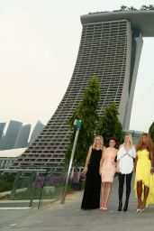 Agnieszka Radwanska – Draw Ceremony for the BNP Paribas WTA Finals 2014