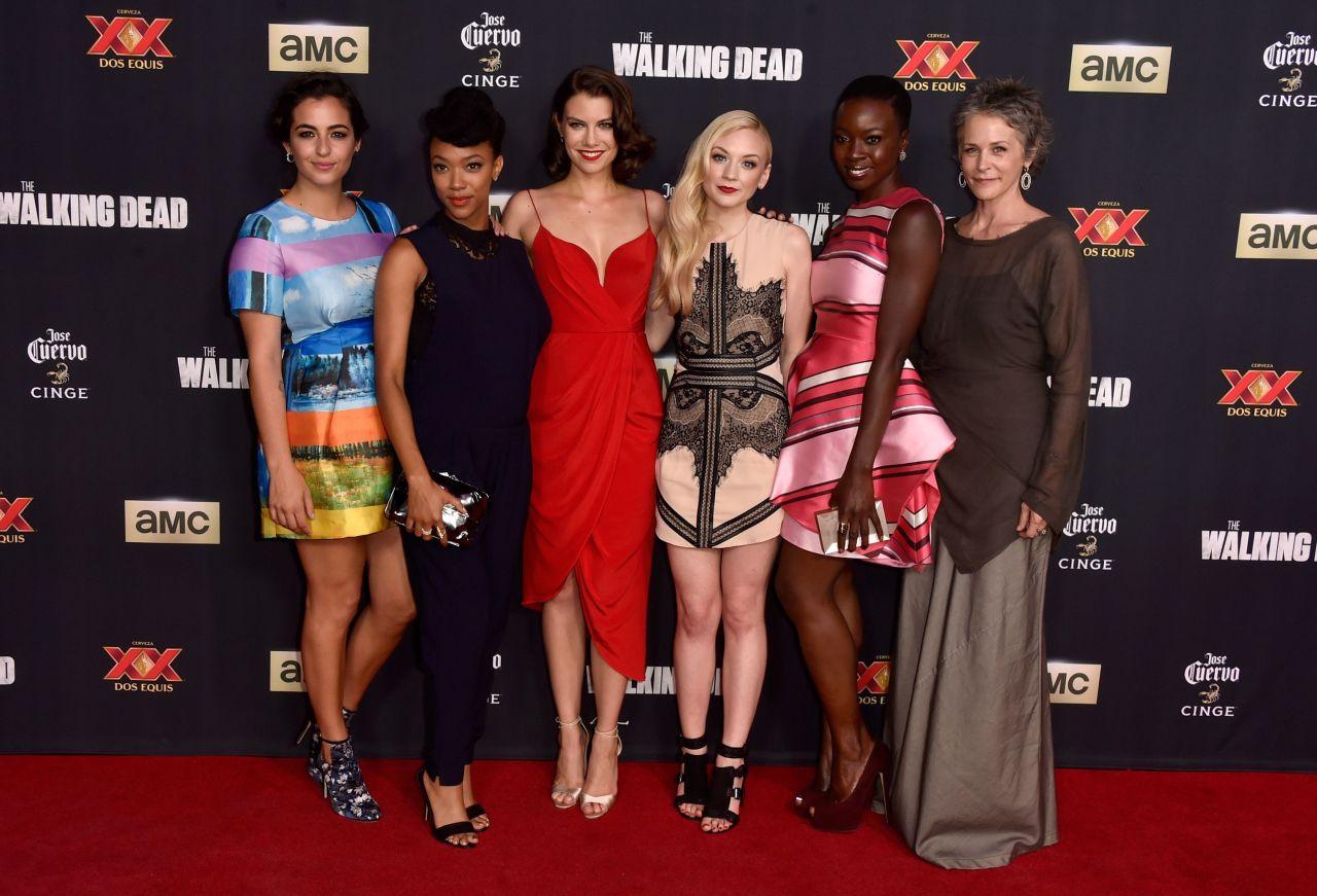 Walking Dead Season 5 Premiere