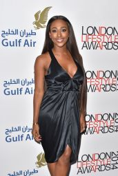 Alexandra Burke - 2014 London Lifestyle Awards