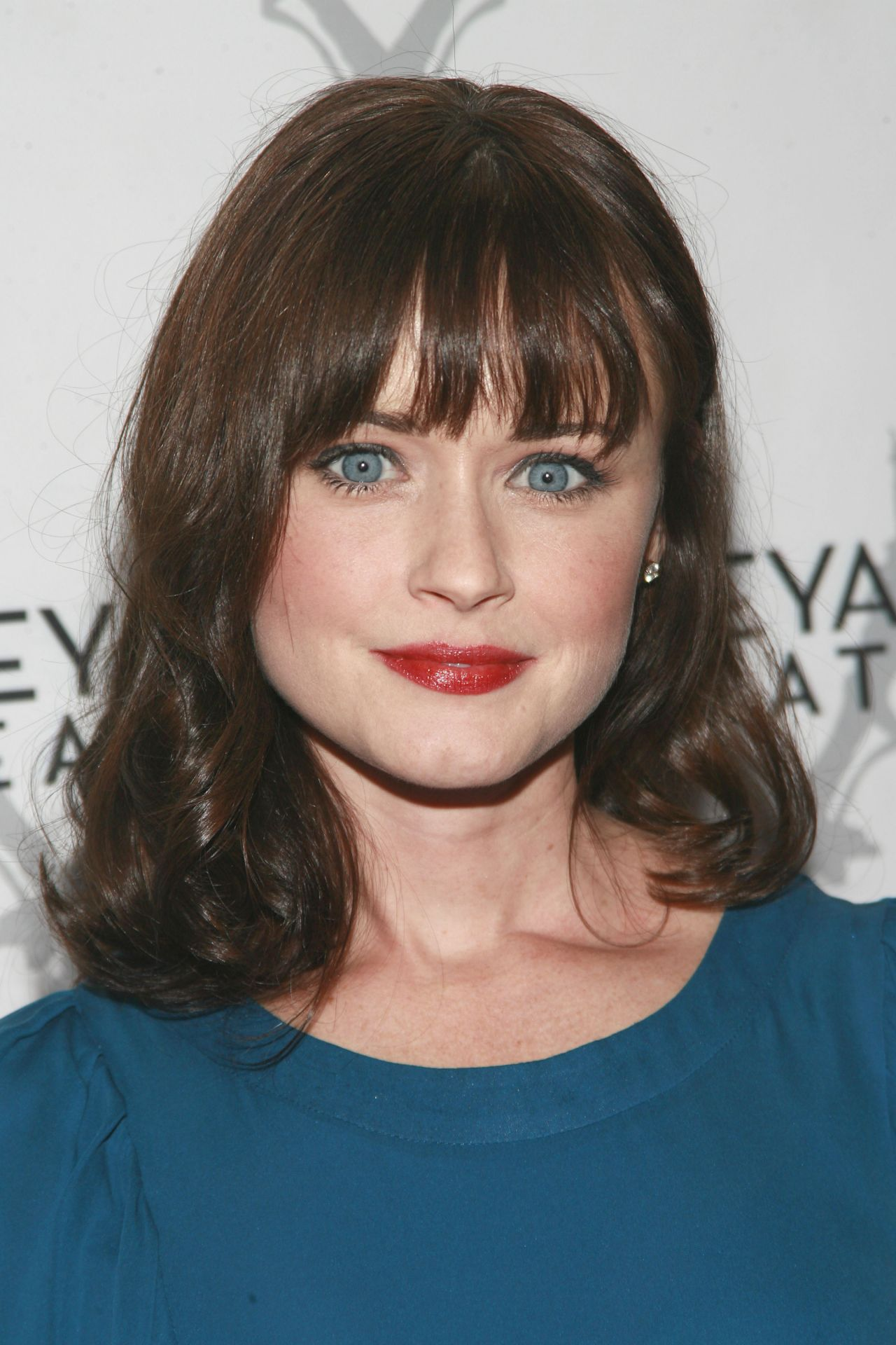 Alexis Bledel Opening Night Arrivals For Billy Amp Ray