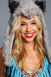 Alexis Ren - Love Culture Halloween Costumes Photoshoot - 2014