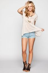 Alexis Ren Photoshoot - Lookbook Collection 2014