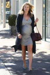 Ali Larter Style - Shopping in West Hollywood, October 2014