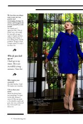 Alli Simpson - Nationalist Magazine October 2014 Issue