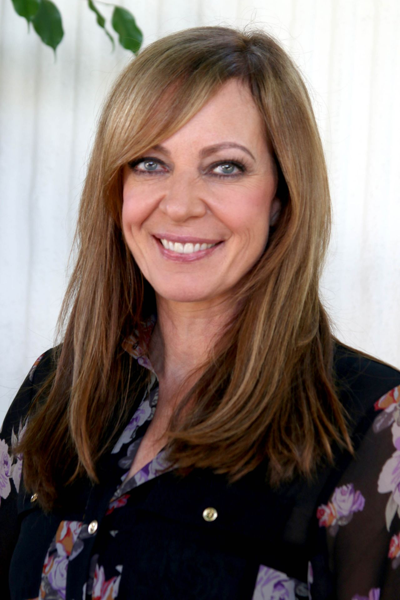 Allison Janney Mom Press Conference In West Hollywood