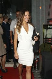 Amanda Byram at Party Hosted by Jonathan Shalit to Celebrate his OBE