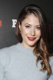 Amanda Crew - PEOPLE Ones to Watch Party in Los Angeles - Oct. 2014
