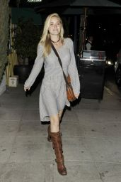 Amanda Michalka – Leaving the Troubadour in West Hollywood – October 2014