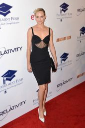 Amber Valletta - 2014 Fulfillment Fund Stars Benefit Galal in Beverly Hills