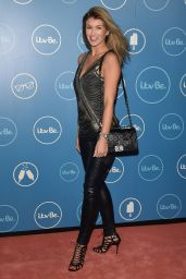 Amy Willerton - ITVBe launches on Freeview Party - October 2014