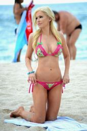 Ana Braga Bikini Photos - Miami, October 2014