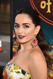 "Ana de la Reguera - ""The Book of Life"" Premiere in Los Angeles"