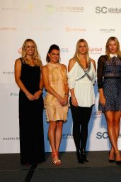 Ana Ivanovic – Draw Ceremony for the BNP Paribas WTA Finals 2014