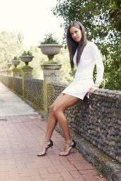 Ana Ivanovic Photoshoot for Bella Magazine - October 2014
