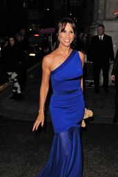 Andrea McLean Arriving at the Pride of Britain Awards 2014