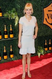 Anna Faris - 2014 Veuve Clicquot Polo Classic in Los Angeles