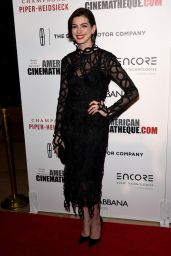 Anne Hathaway – 2014 American Cinematheque Awards in Beverly Hills