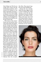 Anne Hathaway & Jessica Chastain - Entertainment Weekly Magazine  October 24, 2014 Issue