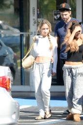 Ariana Grande - Halloween Shopping in Boca Raton (Florida) - October 2014