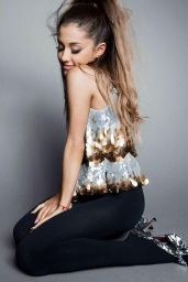 Ariana Grande – Marie Claire Magazine October 2014 Photoshoot