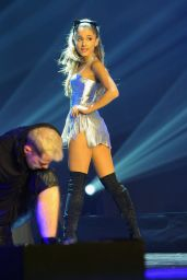 Ariana Grande Performs at 2014 Radio One Teen Awards in London