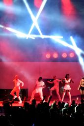 Ariana Grande Performs at