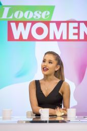 Ariana Grande Tapes an Appearance on