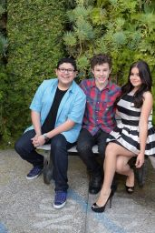 Ariel Winter - Nolan Gould